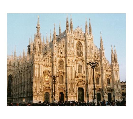 Questo simbolo di Milano  quanti loghi ha ispirato?