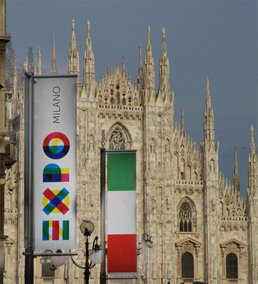 Un nuovo logo per Milano e un simbolo evergreen
