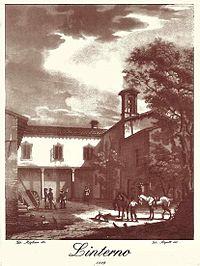 Solitudine di Linterno, G. Migliara 1819