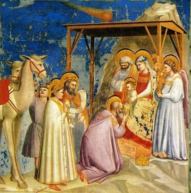 Giotto, 1305