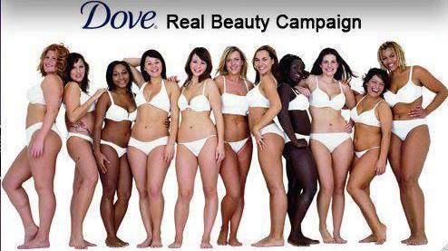 """2004: la campagna del marchio Dove sulla bellezza """"dal vero"""""""