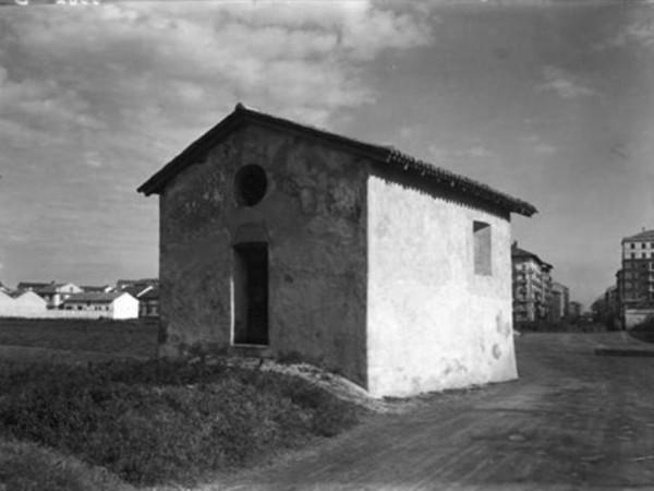 L'oratorio di S. protaso negli anni '50