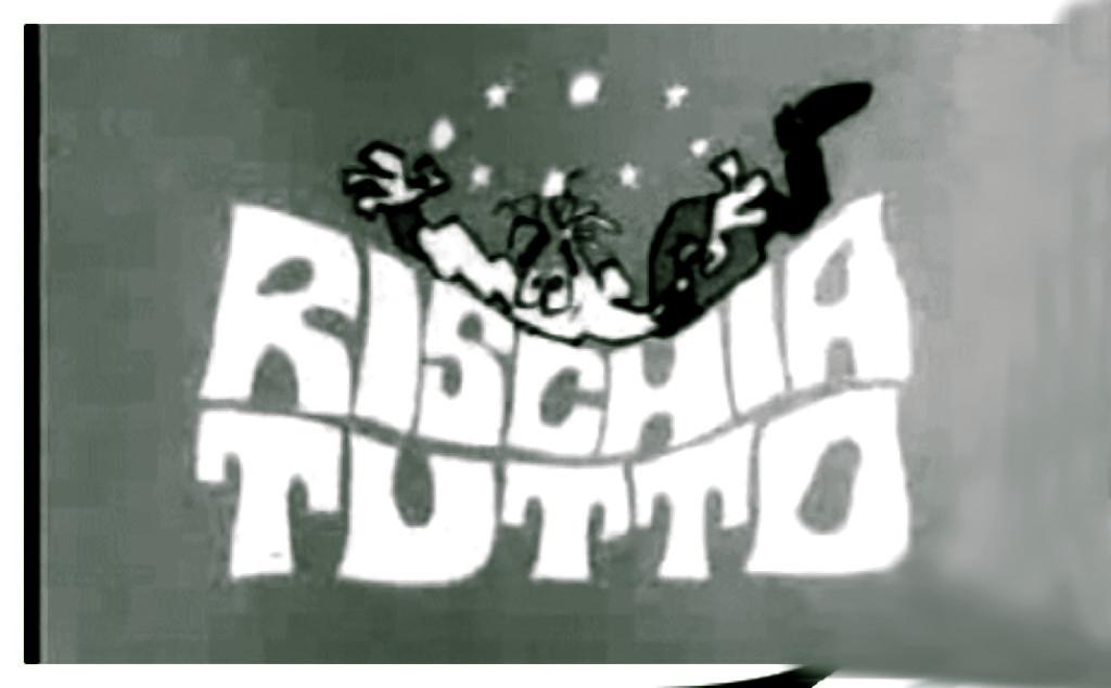 Il più che famoso logo del Rischiatutto