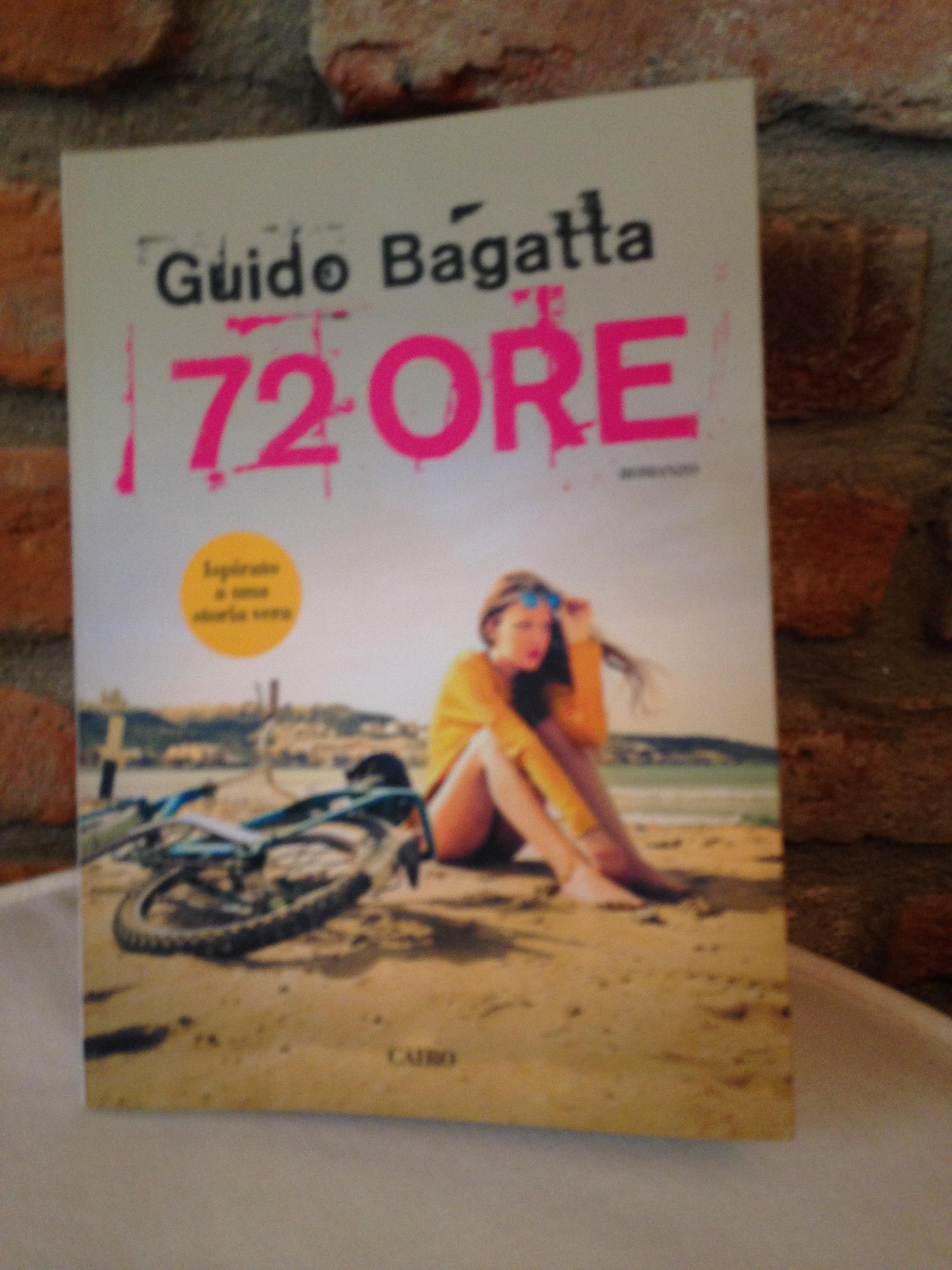 La copertina del romanzo di Guido Bagatta