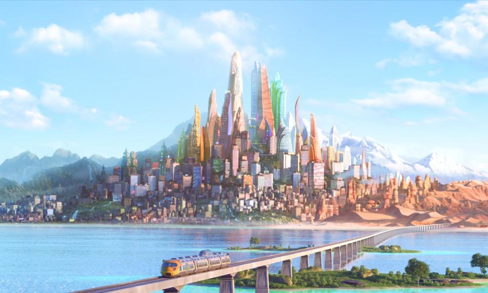 La città di Zootropolis