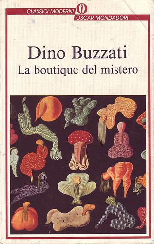 """Il libro di racconti da cui è tratto """"Il cane che ha visto Dio"""" di Dino Buzzati"""