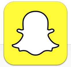 Ecco l'icona di Snapchat