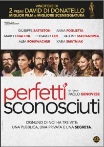 Il film di Paolo Genovese: i protagonisti avrebbero dovuto usare Snapchat!