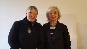 La pastora Daniela Di Carlo e la giornalista Giuliana Sgrena