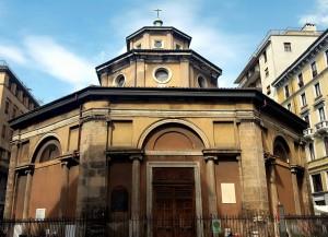 La Chiesa di San Carlo al Lazzaretto