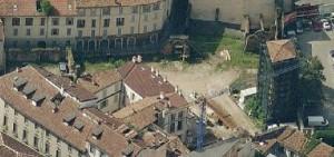 L'enorma area compresa tra Via Brisa/Via Gorani e Morigi