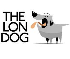 Il logo del blog the Londog.com di Cristina Ulessi