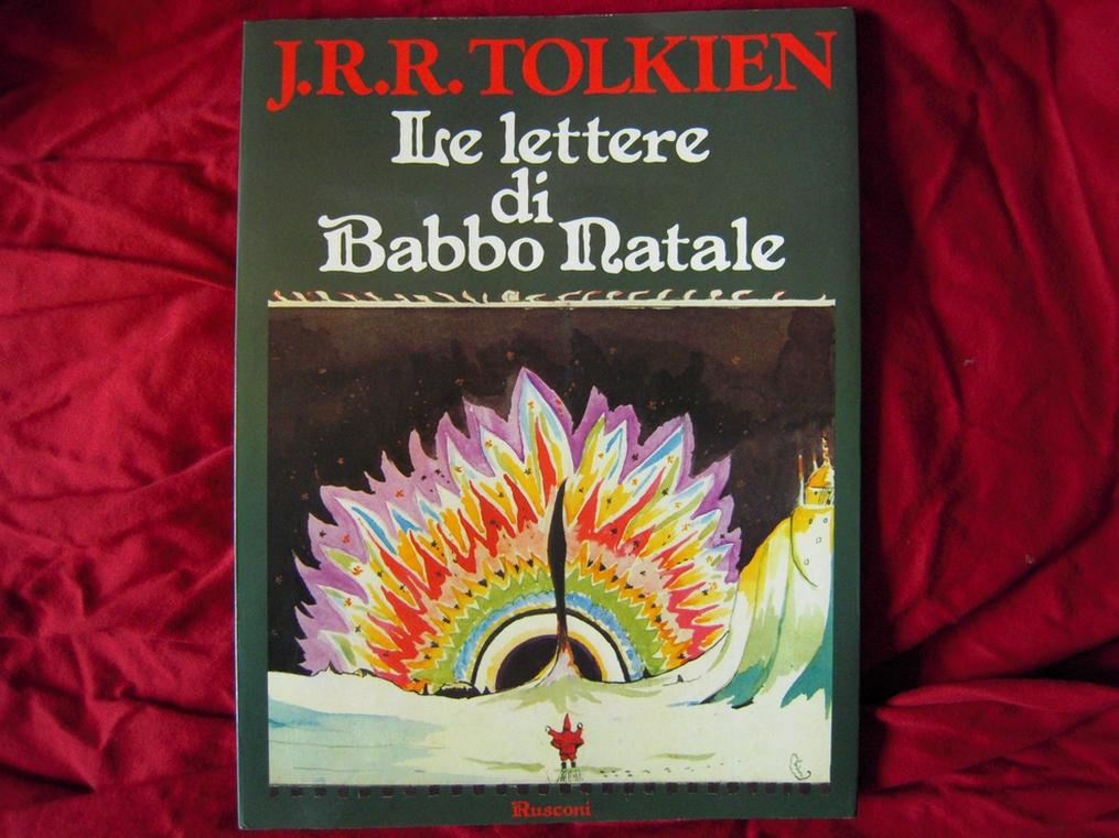 Ecco il libro per i ragazzi, firmato da J. R. R. Tolkien (photo: pollon72.blogspot.com)