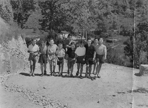 I ragazzi nel Parco - dal sito dedicato a Sergio Rossi