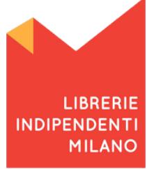 LIM, ovvero Librerie Indipendenti Milano: ecco il logo