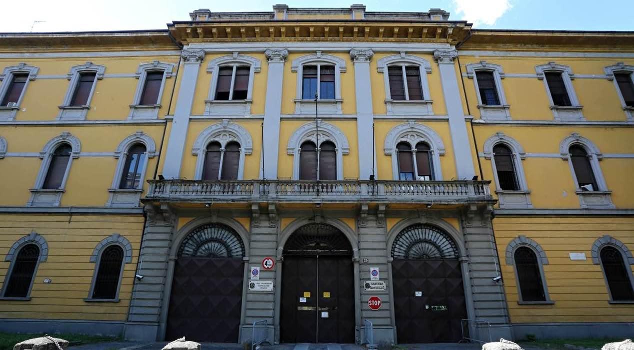 La ex Caserma Montello di via Caracciolo