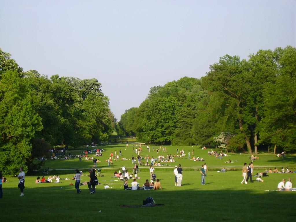 Il Parco di Monza (fonte: Commons.wikimedia.org)