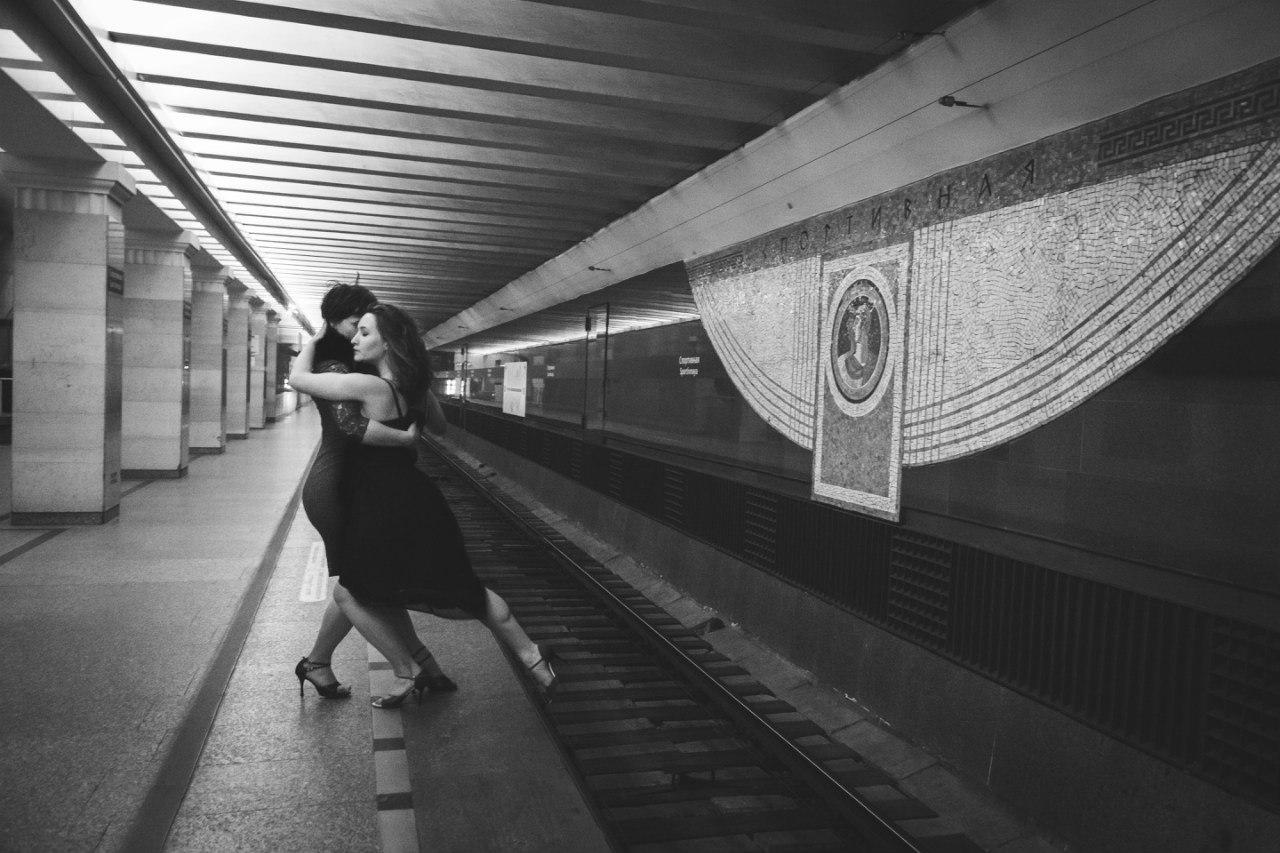 L'ultima foto postata da Ekaterina Khomenco, l'attivista e insegnante di tango uccisa in Russia
