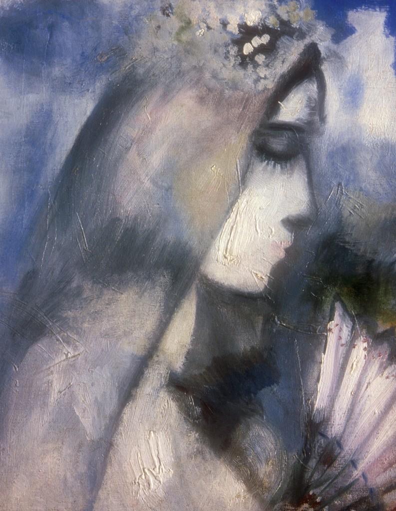 chagall-bride