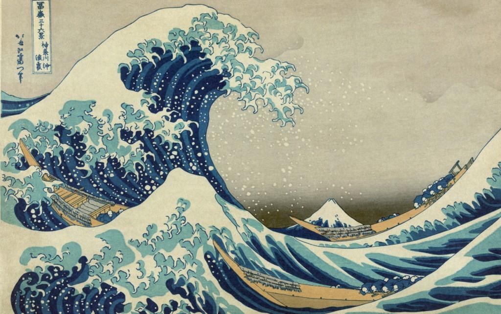 Hokusai-La-grande-onda-di-Kanagawa