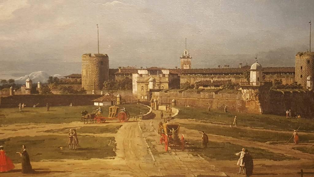 Milano, Il Castello Sforzesco