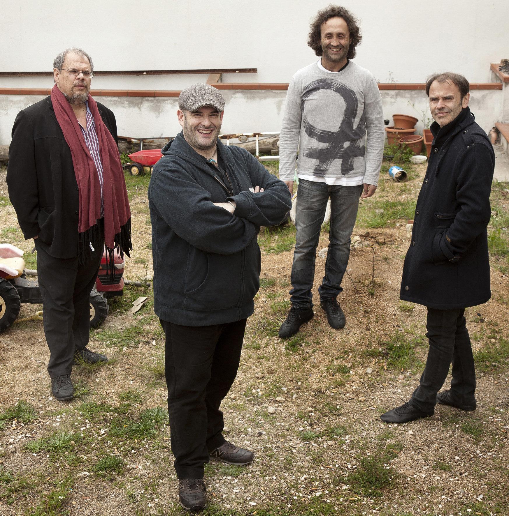Gavino Murgia Megalitico Quartet