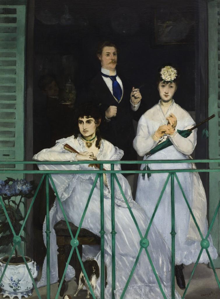 Il-balcone-Manet