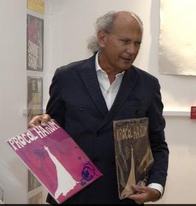 Carlo Lecchi, ideatore della serata e presidente dell'Associazione A.V.I.c.c.c.