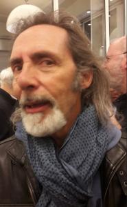 Marco Ferradini all'evento