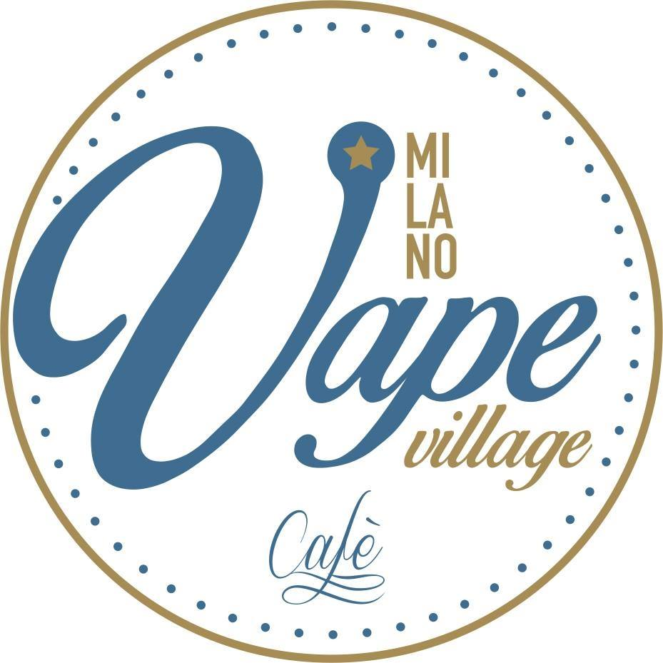 Vape Village Cafè Cartello