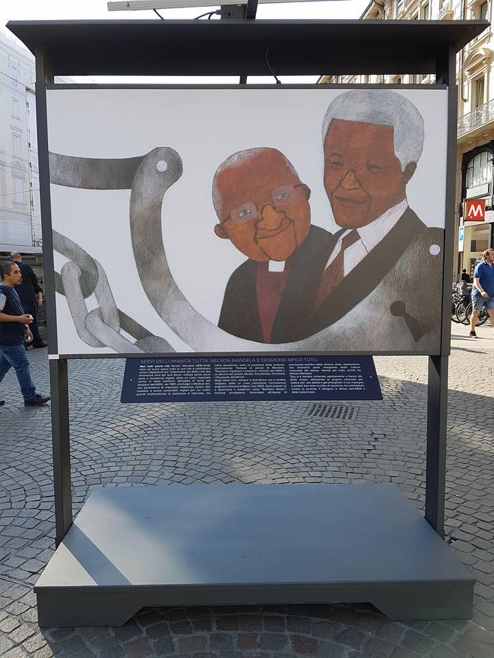 Riforma Protestante - Mandela e Tutu
