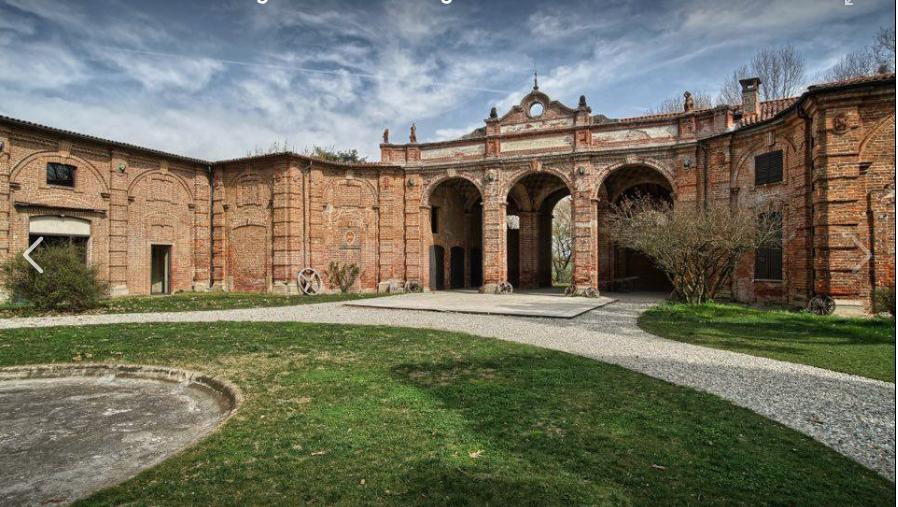 Rocca Brivio a Milano San Giuliano Milanese (Photo: Riccardo Villa, pagina FB dell'Associazione Roccabrivio)