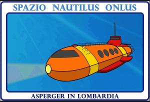 Il logo dello Spazio Nautilus Onlus: una delle associazioni milanesi che si occupano di persone con la sindrome di Asperger e che ha collaborato fattivamente a questo progetto