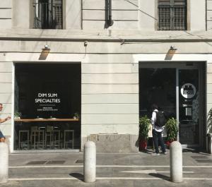 il nuovo ristorante buono e stiloso Chateau Dufan