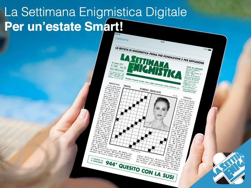 La Settimana Engigmistica in formato digitale