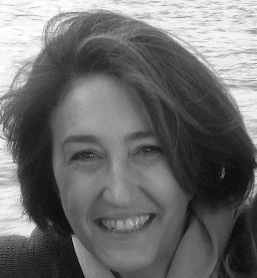 La giornalista e scrittrice Luciana Capretti