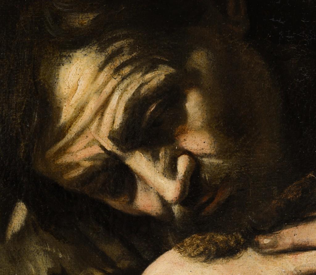 Caravaggio Viso Francesco