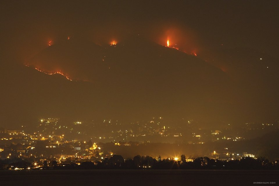 Incendio foto 2