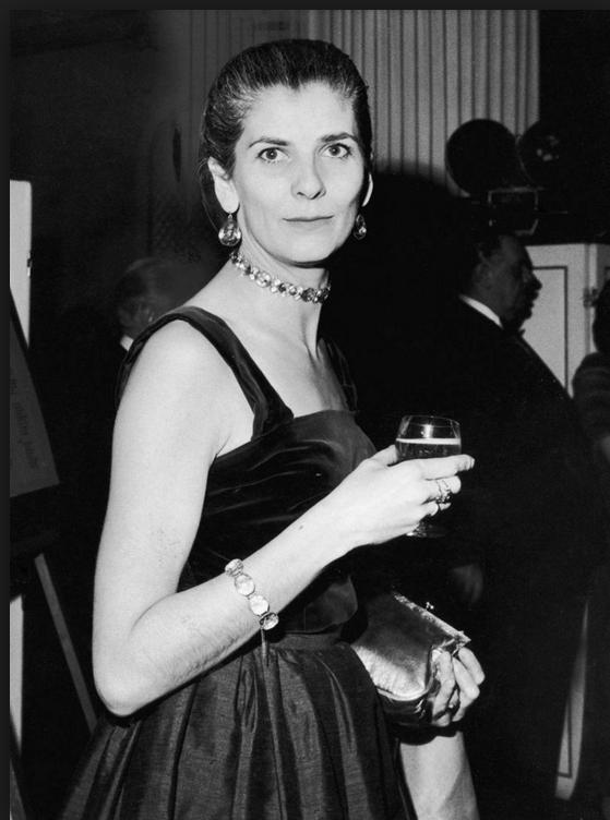 Elizabeth Jane Howard, l'autrice della saga dei Cazalet (photo: independent.co.uk)