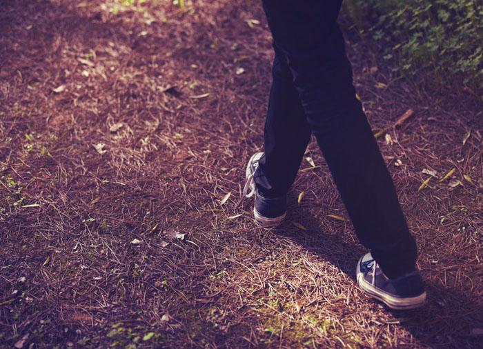 immagine ascolta i miei passi