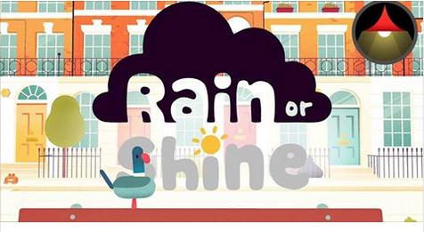 Ecco il simbolo di Rasin or Shine (go go go Breakfast Time): un progetto che non si ferma di fronte alle previsioni meteo!