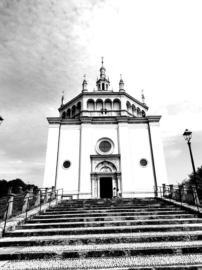 La Chiesa del Villaggio Operaio