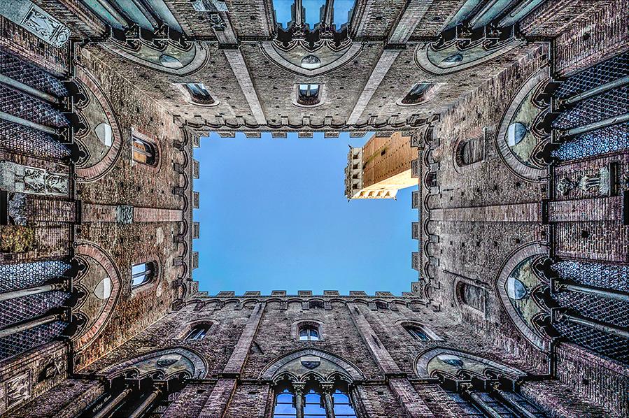 Torre del Mangia - Siena - LUIGI ALLONI