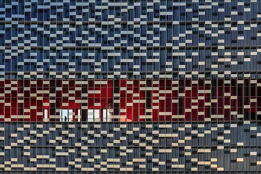 Palazzo Wind - FieraCity Milano - LUIGI ALLONI