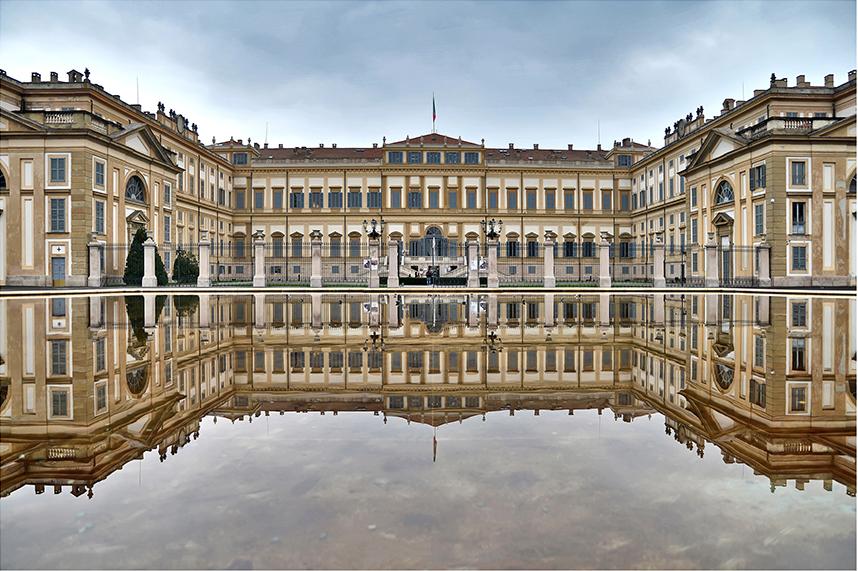 Villa Reale, Monza - LUIGI ALLONI