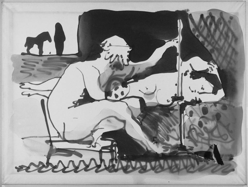 Picasso Pablo (dit), Ruiz Picasso Pablo (1881-1973). Paris, musée national Picasso - Paris. MP1983-44.