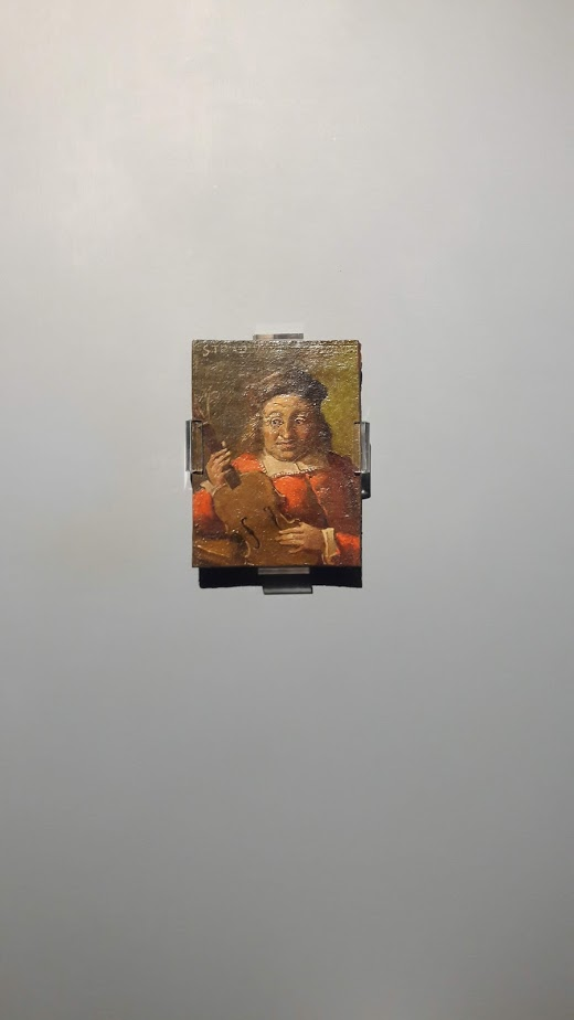 Ritratto di Stradivari di Bernardino de Ho'