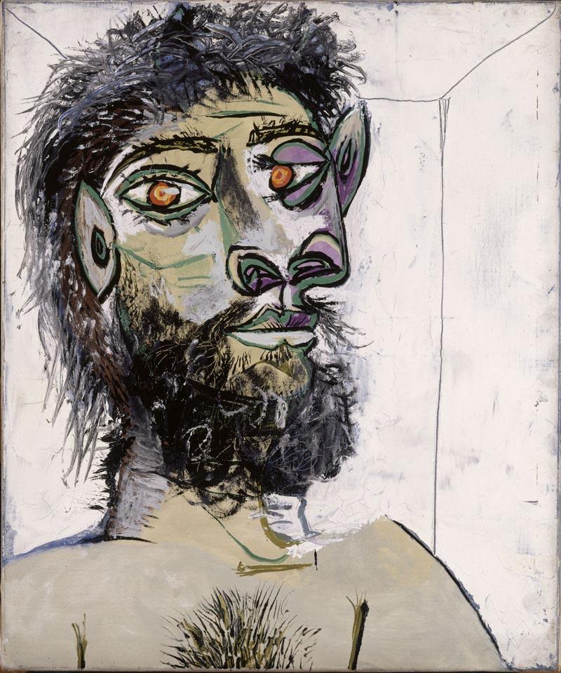 Picasso Pablo (dit), Ruiz Picasso Pablo (1881-1973). Paris, musée Picasso. MP175.