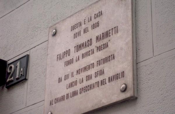 Casa Marinetti