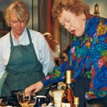 Delores e Julia Child